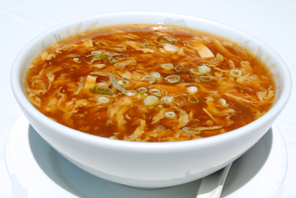 raw hot and sour soup – My Blog