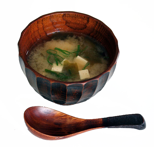 Lemony Miso Soup Recipes — Dishmaps